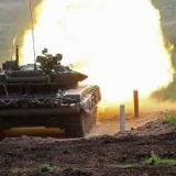 В Сирии замечен «Терминатор» в необычной защите
