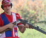 Фокеев завоевал золото чемпионата Европы по стендовой стрельбе