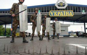 Украина увеличит число постов на границе с Россией