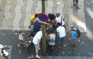 Число погибших в результате теракта в Барселоне увеличилось