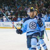 Финский нападающий Йонас Энлунд вернулся в хоккейный клуб «Сибирь»