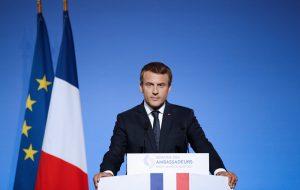 Макрон определил внешнеполитические приоритеты Франции