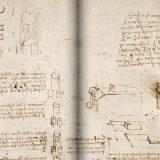 Оцифрованный манускрипт Леонардо да Винчи «Кодекс Арундела» — в свободном доступе