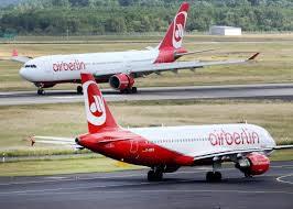 В городах ФРГ отменены более 60 рейсов Air Berlin