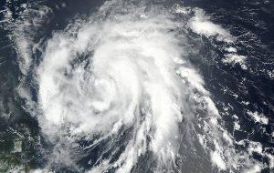 Ураган «Мария» может оказаться разрушительнее «Ирмы»