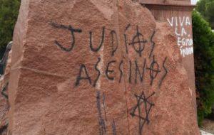 В Мадриде осквернили памятник советским воинам