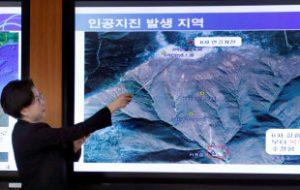Мощность термоядерной бомбы КНДР оценили в 50 килотонн