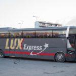 Lux Express сделала скидку на линии Петербург - Рига