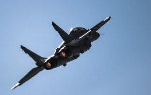 В Сирии замечен новый российский истребитель