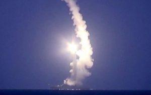 Минобороны показало результаты ударов фрегата «Адмирал Эссен»