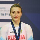 Дарья Шмелева: хотелось даже снять чемпионскую майку, когда стояла на 3-м месте