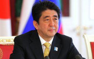 Партия Абэ завоевала большинство мест на парламентских выборах