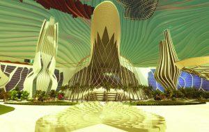Проект Марсианского города будет реализован в ОАЭ