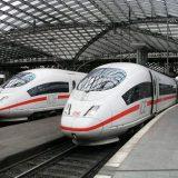 В Германии восстановлено нормальное движение поездов