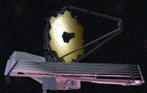 Запуск космического телескопа «Джеймс Уэбб» перенесли на весну 2019 года