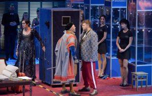 Сергей Шнуров дебютировал в опере «Бенвенуто Челлини» в Мариинке