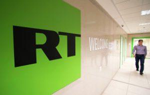 RT зарегистрировался в качестве иностранного агента в США