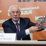Экс-премьер Николай Азаров не видит будущего у нынешней Украины
