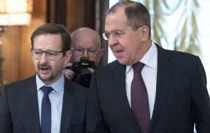 Лавров рассказал, чем Австрия разочаровала Россию