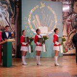 В Москве наградили лауреатов фестиваля достижений молодежи «Славим Отечество»