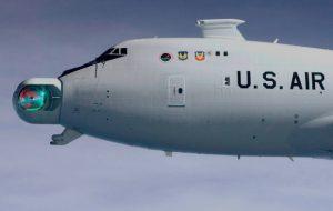 Американцы занялись разработкой беспилотника с противоракетным лазером