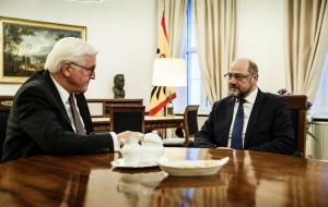 Президент ФРГ Франк-Вальтер Штайнмайер попытается вывести страну из политического кризиса
