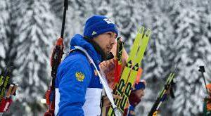 Российские биатлонисты размочили «сухой» счет КМ