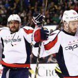 Шайба и передача Овечкина помогли «Вашингтону» обыграть «Бостон» в матче НХЛ