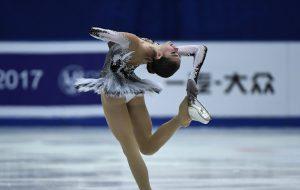 Российская фигуристка Загитова идет второй после короткой программы в Финале Гран-при