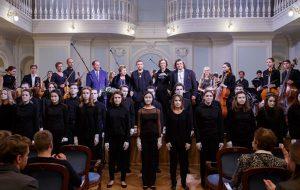 В Московской консерватории — премьера оперы «Сын-соперник»
