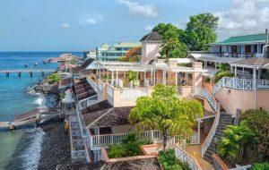 Крупнейший отель Доминики открывается после урагана
