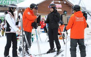 На горнолыжных трассах Сочи появился «Горный патруль»