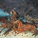 В Музее современной истории России открылась выставка художника Антонио Лигабуэ