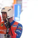 Российский саночник Павличенко победил на ЧЕ в Латвии, у Репилова — бронза