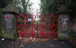 В Ливерпуле откроются ворота «Земляничной поляны» из песни The Beatles