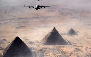 В Египте летом откроют новый международный аэропорт Sphinx