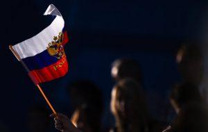 ОКР запросил у МОК подтверждение отсутствия запрета болельщикам на символику РФ