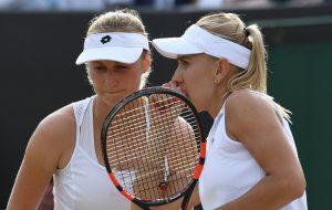Макарова и Веснина вышли в 1/4 Australian Open в парном разряде