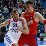 ЦСКА разгромил «Анадолу Эфес» с рекордом Евролиги