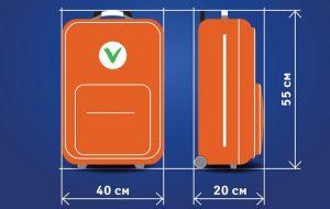 «Аэрофлот» о правилах провоза ручной клади