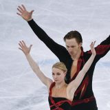 Тарасова и Морозов — вторые после короткой программы спортивных пар на Олимпиаде