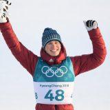 Лыжник Денис Спицов завоевал бронзу в индивидуальной гонке на Олимпиаде