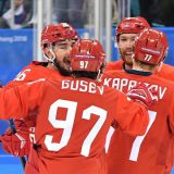 Сборная России разгромила команду Норвегии и вышла в полуфинал Олимпиады