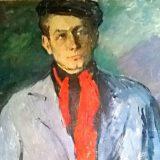Третьяковская галерея получила в дар портрет Евгения Евтушенко кисти Бориса Биргера