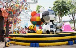 В Сингапуре появится гигантский зоопарк с резиновым Кинг-Конгом