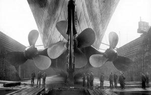 В музее Виктории и Альберта проходит выставка «Океанские лайнеры: скорость и стиль»