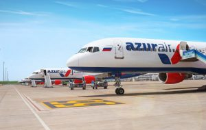 AZUR air увеличит самолётный парк