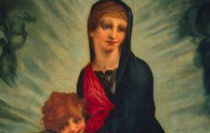 В Эрмитаже представили «Мадонну во славе»