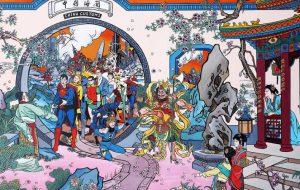 Первая персональная выставка Джеки Цая открывается в столице