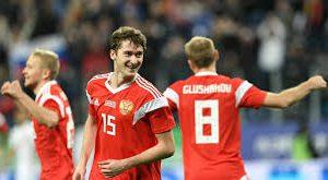 Назван состав сборной России по футболу на матчи с Бразилией и Францией